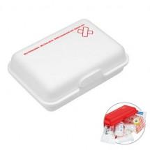 Mini-Verbandsbox - weiß
