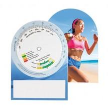 BMI-Rechner - weiß
