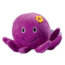 Plüsch Oktopus Belinda - lila