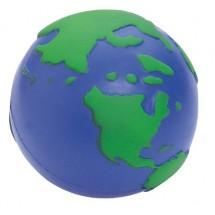SQUEEZIES® Erdkugel - blau/grün
