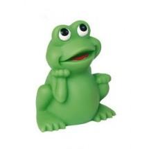 Quietsche-Frosch, klein - grün