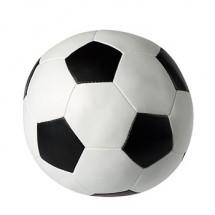 Soft-Fußball S - weiß/schwarz