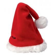 Weihnachtsmütze für Plüschtiere Gr. M - rot