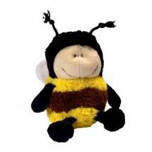 Plüsch Biene Emma - schwarz/gelb