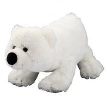 Plüsch Eisbär Freddy, groß - weiß
