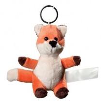 Plüsch Schlüsselanhänger Fuchs - rotbraun