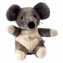 Plüsch Maus Vivien - grau