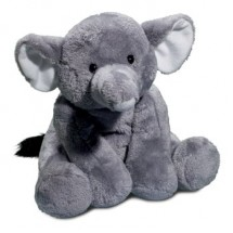 Zootier XL Elefant - grau