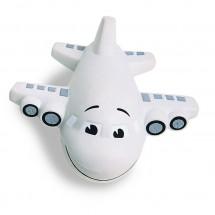 SQUEEZIES® Flugzeug - grau
