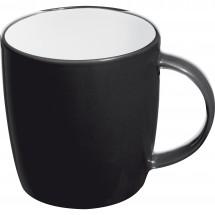 Keramiktasse Martinez - schwarz