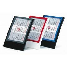 Tischkalender Elegance '6-sprachig'-anthrazit