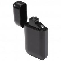 Mattes USB-Feuerzeug - schwarz