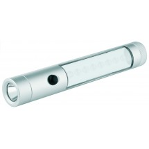 "Metmaxx® LED MegaBeam ""WorkLightPower"" - silber"