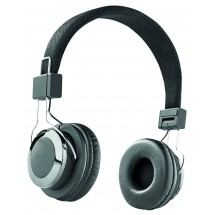 "Metmaxx® Bluetooth® On-Ear Kopfhörer ""BlueOnSound"" - schwarz"