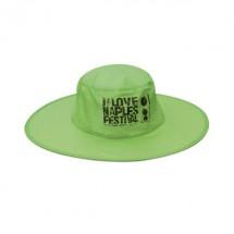 Faltbarer Hut - Siebdruck