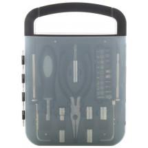 """Werkzeug Set """"Pitstop"""" - schwarz/transparent"""