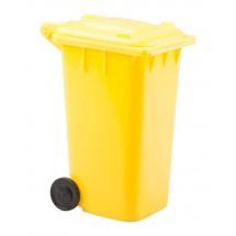 Federhalter ''Dustbin'' - gelb
