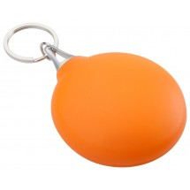 Brillenputztuch Sight - orange