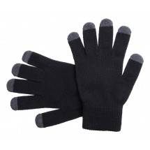 Touchscreen Handschuhe ''Tellar'' - schwarz