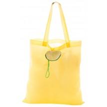 Einkaufstasche, Zitrone ''Velia'' - gelb