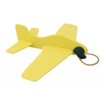 Flugzeug Baron - gelb