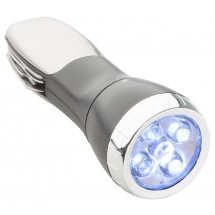 Multifunktions-Taschenlampe ''Talos'' - grau