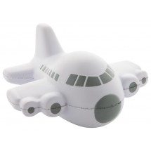 Antistress Ball ''Jetstream'' - weiss