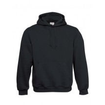 Hooded Sweat - Black