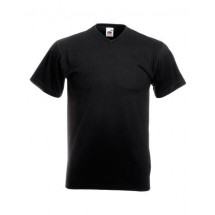 Valueweight V-Neck T - Black