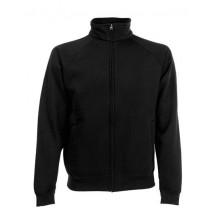 Premium Sweat Jacket - Black