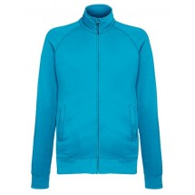 New Lightweight Sweat Jacket - Azure Blue