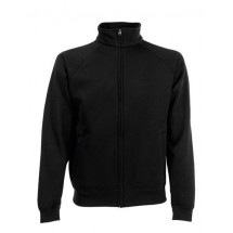 Classic Sweat Jacket - Black