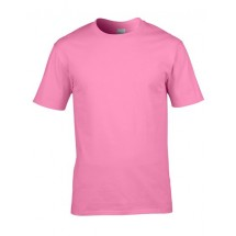 Premium Cotton T-Shirt - Azalea