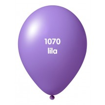 Luftballons ohne Druck-Lila