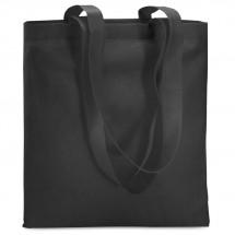 Einkaufstasche Non Woven TOTECOLOR - schwarz