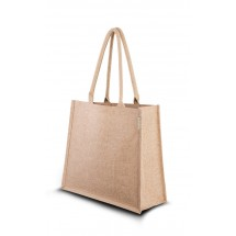 "Jute shopper ""Success"""