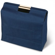 Große Einkaufstasche MERCADO - blau