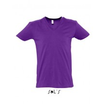 Short Sleeve Tee Shirt Master - Dark Purple
