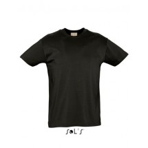Organic Cotton Men T-Shirt - Deep Black