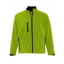 Men´s Softshell Jacket Relax - Absinthe Green