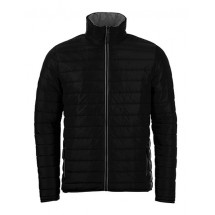 Mens Light Padded Jacket Ride - Black