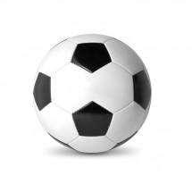 Fußball SOCCER - weiß/schwarz