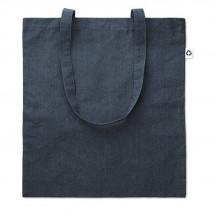 Einkaufstasche 2 tone COTTONEL DUO - blau