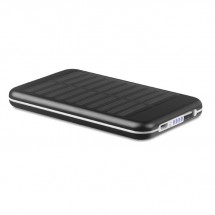 Solar Powerbank 4000 mAh SOLARFLAT - schwarz
