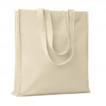Baumwoll-Einkaufstasche PORTOBELLO - beige