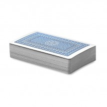 Spielkarten ARUBA - blau