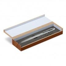 Laserpointer mit Touchpen ALASKA - silber