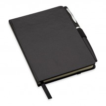 DIN A6 Notizbuch NOTALUX - schwarz
