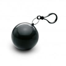 Regenponcho in Kugel NIMBUS - schwarz