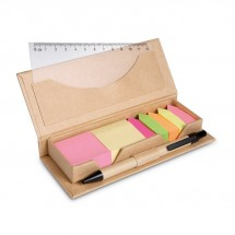 Notizzettelbox STIBOX - beige